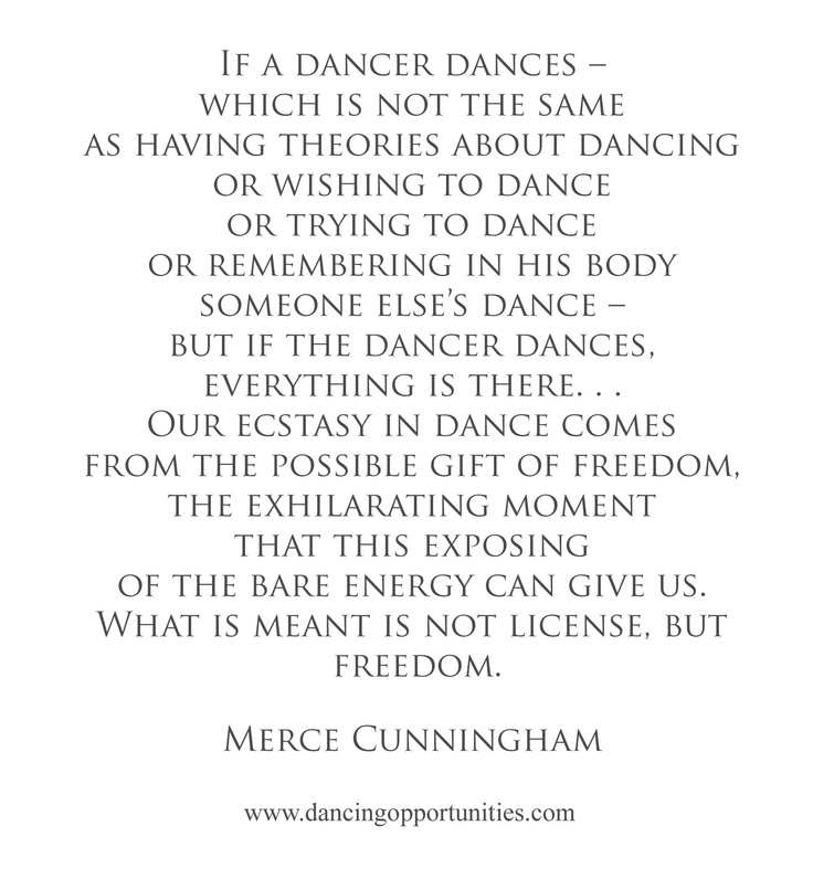 Merce Cunningham Dance Quotes Pinterest Dancing, Dancing - business consultant resume sample