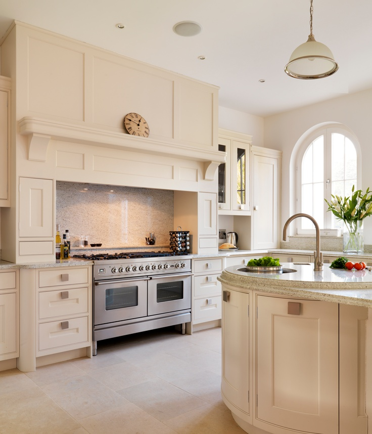 Awesome We Think The 120cm Britannia Sigma Makes A Great Focal Point In This  Classic Cream Kitchen