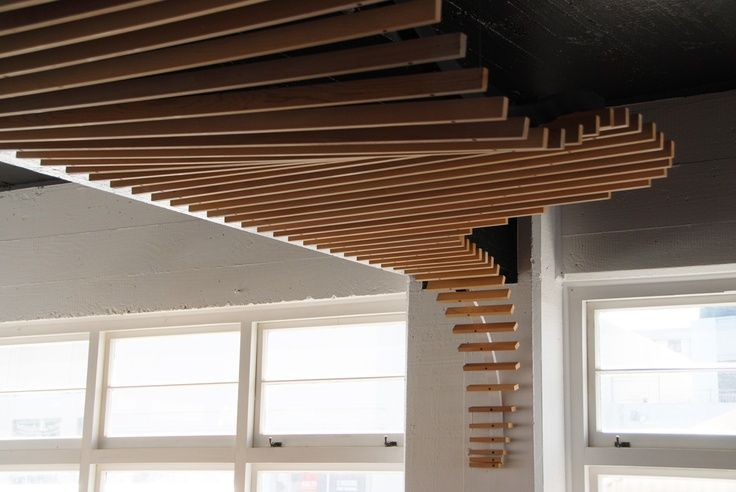 SUSPENDED TIMBER CEILING - Google Search