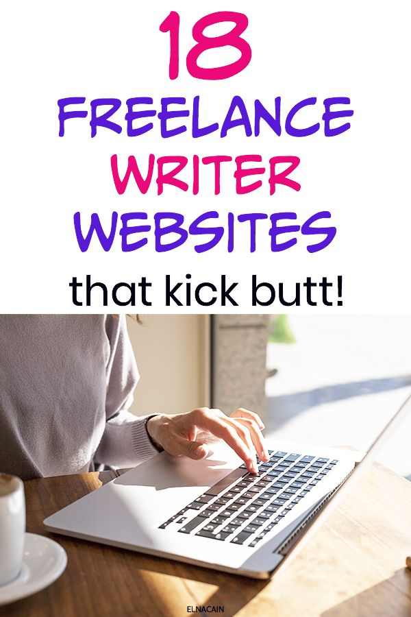 18 Writing Websites That Attract Online Writing Jobs