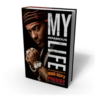 """""""My Infamous Life"""" is an autobiography of rap group Mobb Deep's Prodigy. I owe my interest and knowledge of Mobb Deep to my older Brother who was a fan of the group in the mid 90s. That interest is what caused me to buy Prodigy's book. While reading the book the phrase """"Coming of Age"""" constantly came to mind. """"Coming of Age"""" is defined as the process of growing up or entering into adulthood (its a process we all through at some point in life)."""