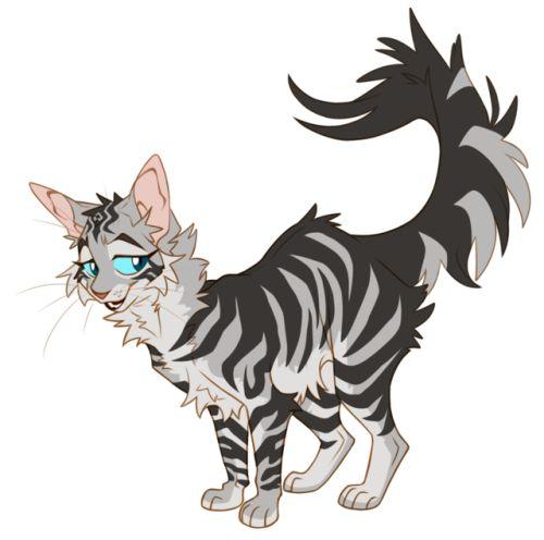 100 Warrior Cats Challenge  32: SILVERSTREAM #munchkincat
