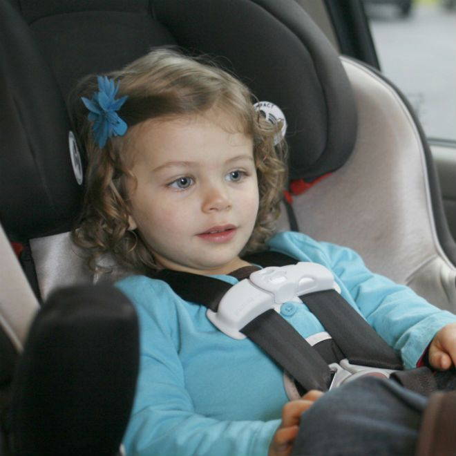 Here's how to clean your baby's car seat in five easy steps.