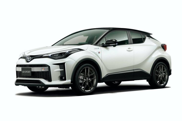 Toyota C-HR (2019) Receives GR Sport Elements in Japan