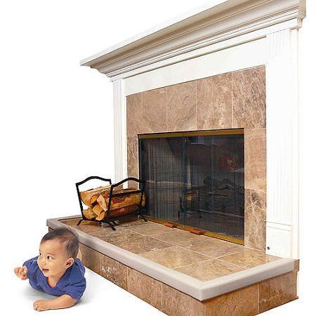Prince Lionheart Fireplace Guard with 2 Corners - Walmart.com