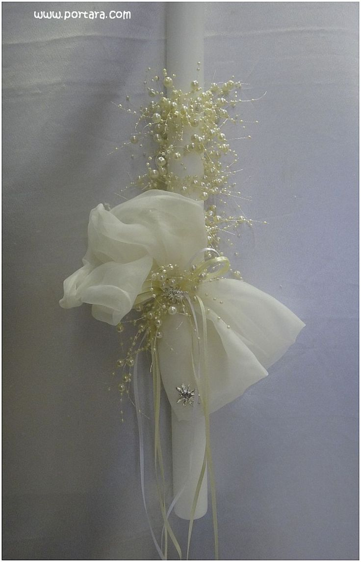 Orthodox Wedding Ceremony Candles-Lambathes :: Weddings/Bridals :: Portara Gallery