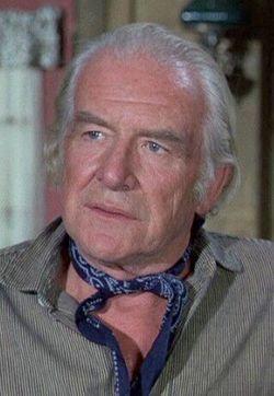 Will Geer - Frankfort, IN - Grandpa Walton - The Waltons