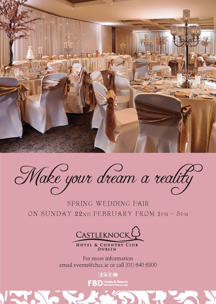 Spring Wedding Fair