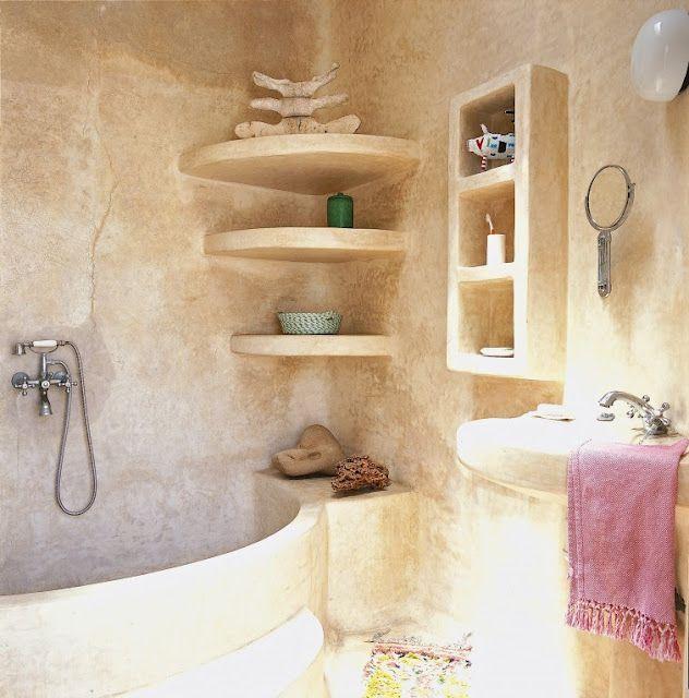 The bath in Dar Beida Essaouira, Morocco