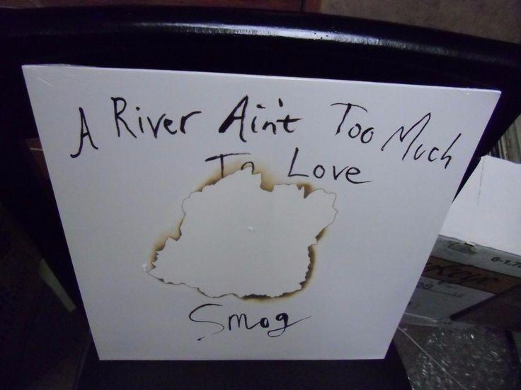 SMOG A River Ain't Too Much vinyl LP NEW [Bill Callahan]