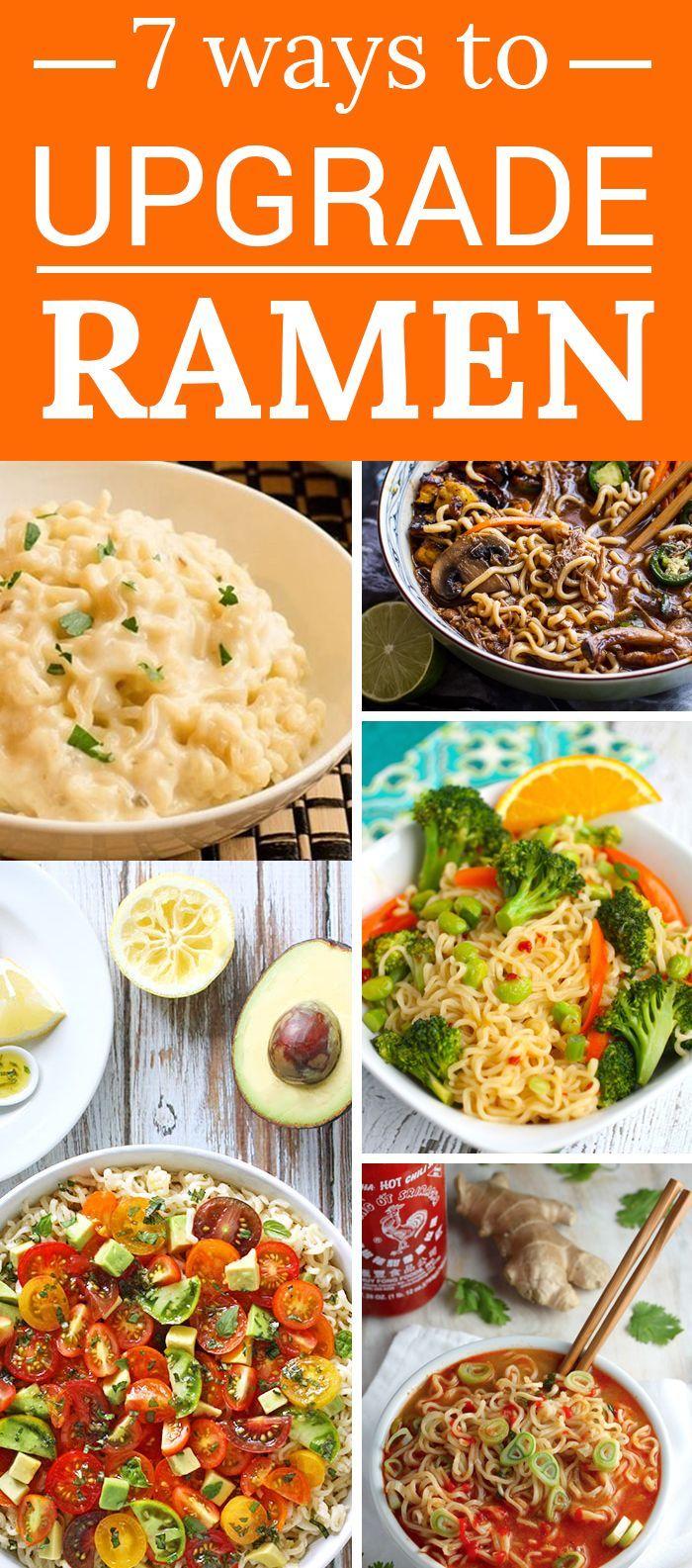 ... Rice recipes on Pinterest | Risotto, Ramen and Ramen noodle recipes