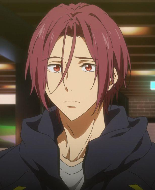 Rin Matsuoka Anime Free Iwatobi Swim Club Birthday February 2 Free Anime Anime Aesthetic Anime