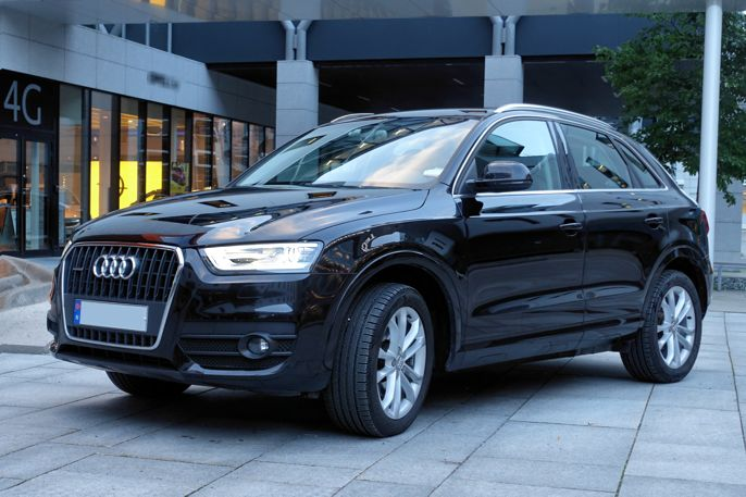 2013 Audi Q3 #Audi #q3 #audiq3 #audisuv #audiquattro #cars #motor #Automotive #biler