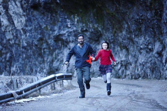 For the second time in as many weeks, I'll invoke the parent in you – and this time, it's because director Ajay Devgn – venturing behind the camera for the second time – doesn't give you any …