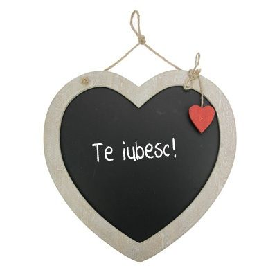 Declara-i dragostea in fiecare dimineata! http://www.fungift.ro/magazin-online-cadouri/Tabla-Declara-i-iubirea-p-18728-c-0-p.html