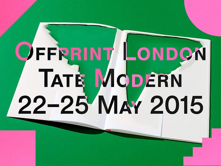 Offprint London 2015 - Perimeter Books
