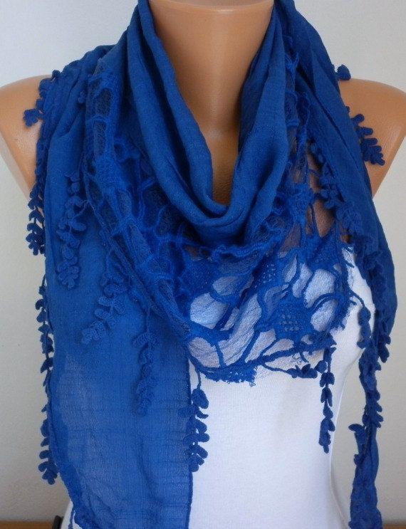Oversized Merino Wool Scarf - ROMA by VIDA VIDA AoL37S3Z