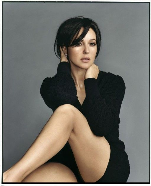 Monica Bellucci by Bettina Rheims ... La beauté à l'état pur ;-)