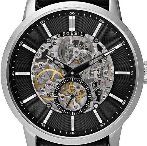 17 best images about watches and watch boxes fossil skeleton automatic mens watch