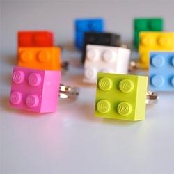 DIY lego rings
