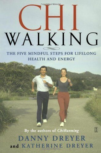 ChiWalking: Fitness Walking for Lifelong Health and Energy by Danny Dreyer, http://www.amazon.com/dp/0743267206/ref=cm_sw_r_pi_dp_mBuirb01YD93Y