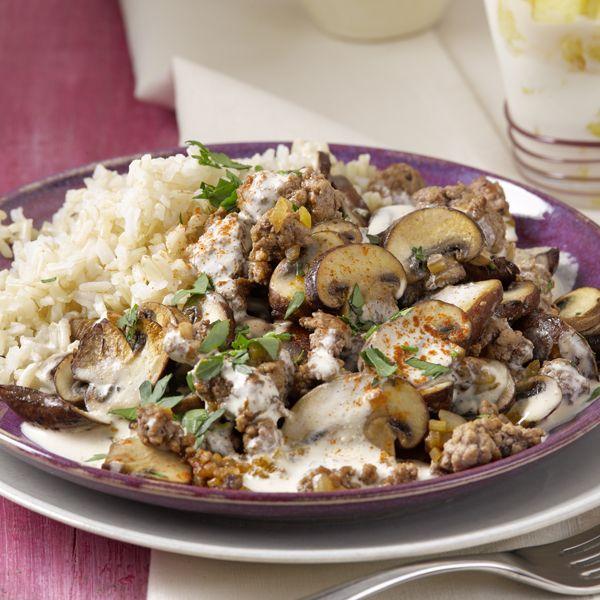Favoriet bij velen: het rijst-tartaarpannetje van de #PowerStart! #WeightWatchers #WWrecept