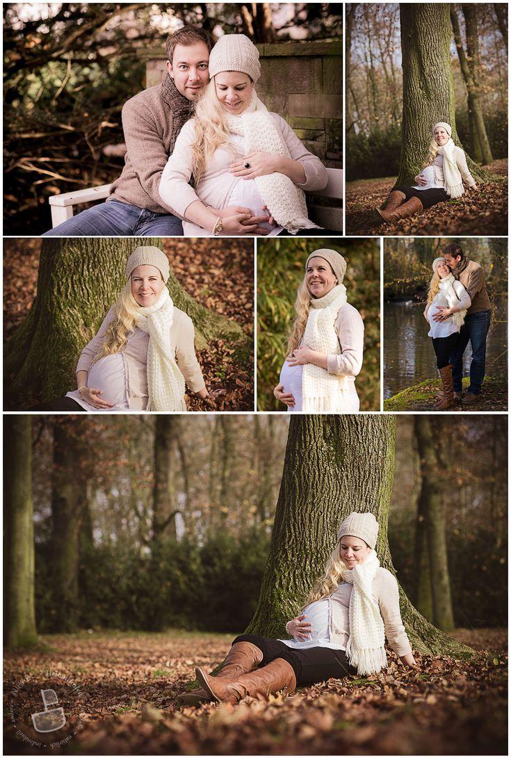 schwangerschaftsfotos herbst