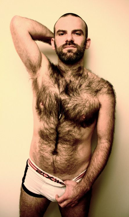 Fabulous Hairy Chests