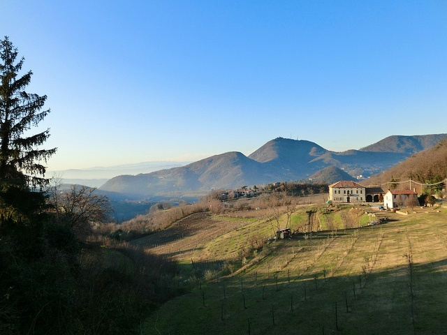 Colli Euganei Padova Euganean Hills Padua Italy by Patrick_Glesca, via Flickr