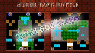 Super Tank Battle on App Store:   NES Battle City is very Classical Tank battle game. Super Tank Battle is a modern style Battle City with new attractive elements. 5 different d...  Developer: Waterpower Technology  Download at http://ift.tt/1joQCD5
