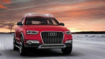 Audi new Q 3