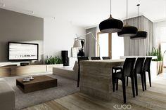 Warsaw // Wilanow // Flat // 82M2 | Kuoo Architects