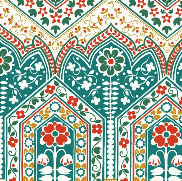 Middle Eastern Pattern Arabic Pattern Middle Eastern