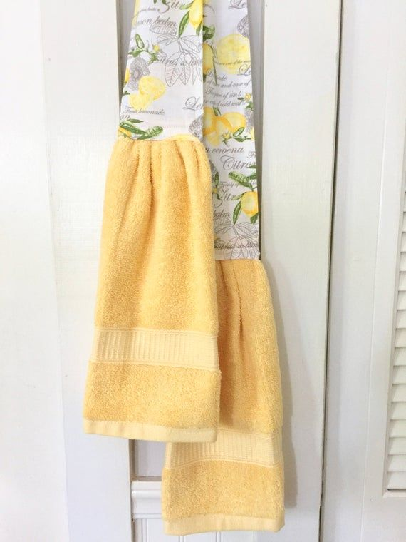 Kitchen Towel Boa Kitchen Towel Scarf Sunflowers Yellow Grill Towel Dish Cloths Towels Handmade Products Rayvoltbike Com