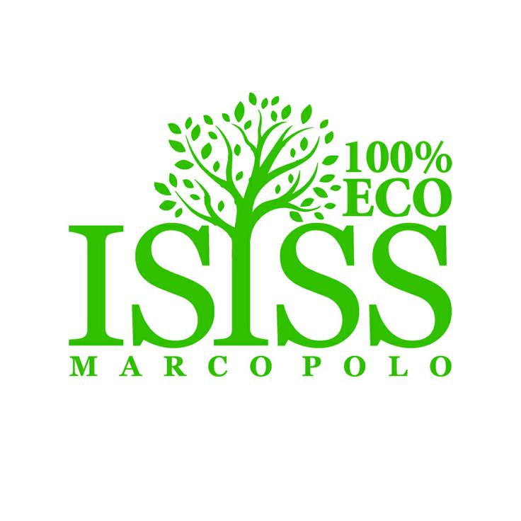 Logo per la campagna di riciclaggio della carta dell'istituto.  Leonardo Quirici, 2013