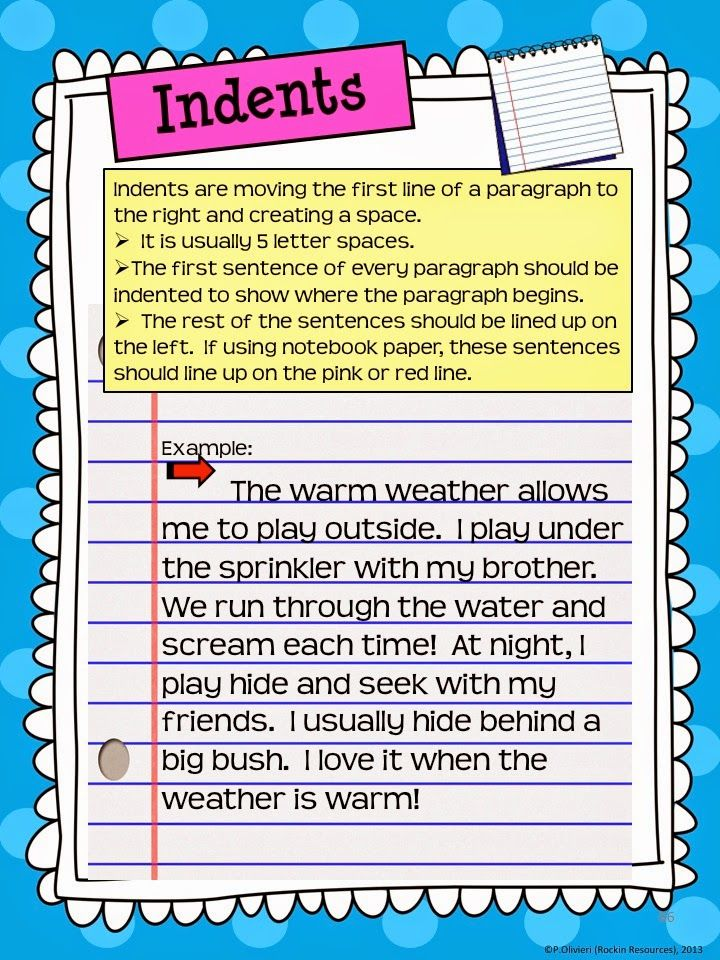 149 best images about Paragraph Writing on Pinterest | Teaching ...