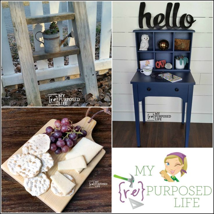 Welcome back to Talk of the Town! First, let's take a look at what you may have missed from your party hosts! Where To Find The Best Vintage Style Industrial Decor Farmhouse End Table Makeover Living Life On Purpose –… Read more ›