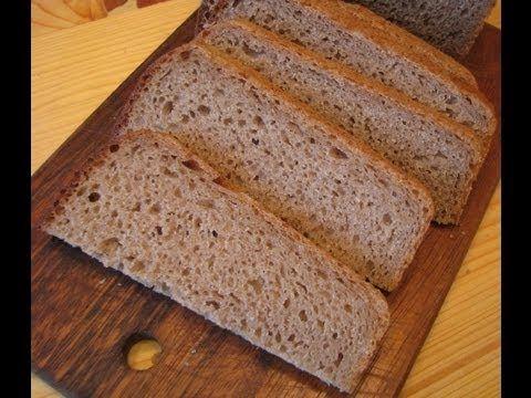 Замечательный ржаной обдирной черный хлеб. Попробуйте приготовить! Подробный рецепт здесь - http://pechemdoma.com/100-rzhanoj-obdirnoj-xleb.html
