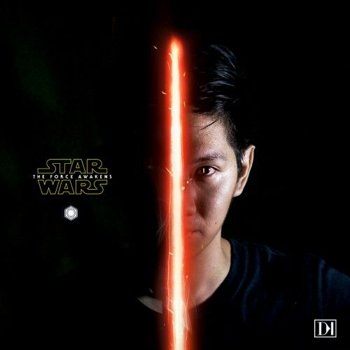 "By: Dave Kosasih  Star Wars ""The Force Awakens"""