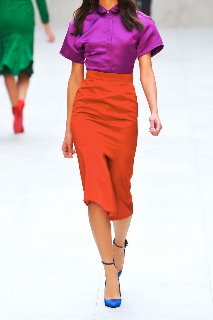 112 Best Color Scheme Examples In Fashion Images On