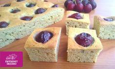 Gyümölcsös light paleo piskóta (szénhidrátszegény, zsírszegény, kalóriaszegény, gluténmentes, tejmentes)