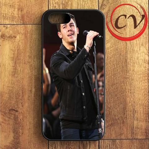 Nick Jonnas iPhone 5   iPhone 5S Case