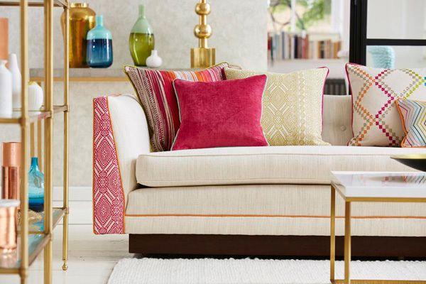 53 best telas cortinas y alfombras images on pinterest for Sofas el tresillo