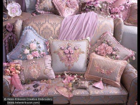 Цветы из лент без заморочек