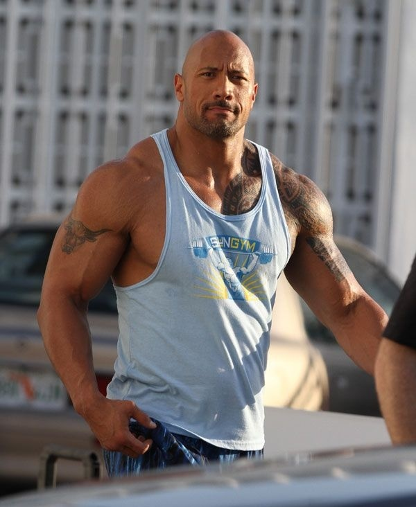 The Rock!.
