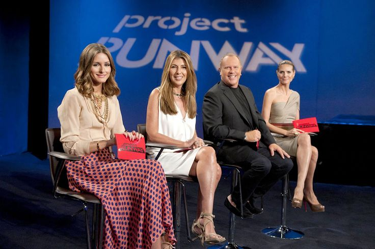 The Olivia Palermo Lookbook : Olivia Palermo on Project Runway as Guest Judge