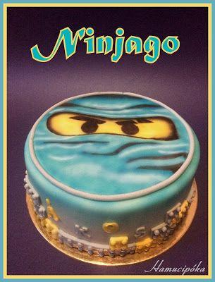 Hamucipóka: Ninjago torta