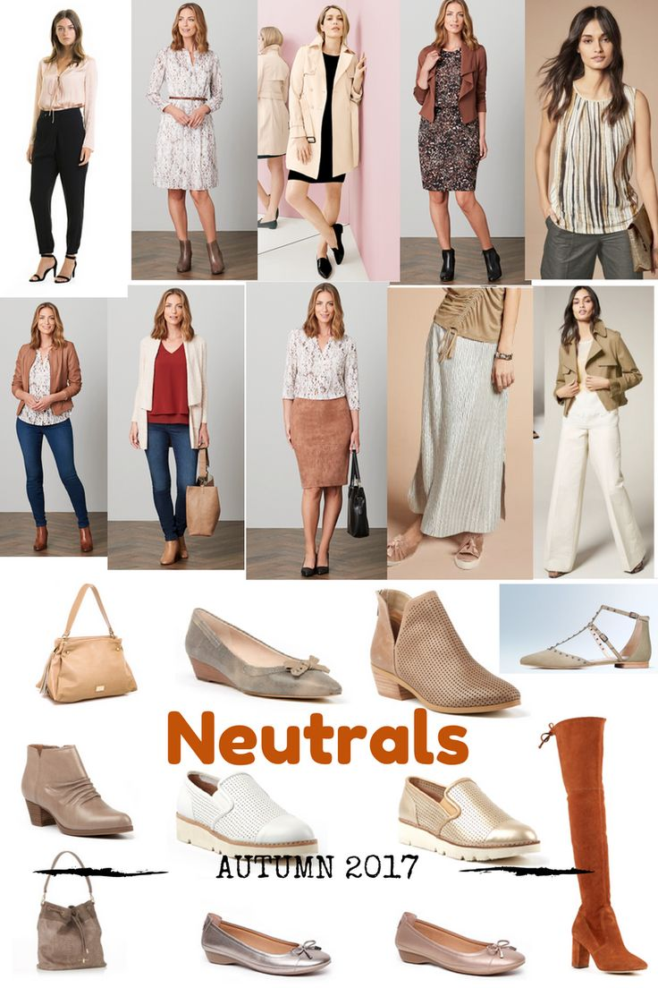 Autumn 2017 Preview by Personal Stylist, Angela Barbagallo