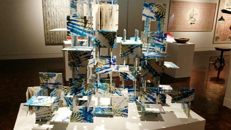 Bienal Arte/Sano ÷ Artistas 3.0: Borrando la delgada línea entre arte y artesanía en el Museo de Arte Popular | MX-DF.net .:. México-Distrit...