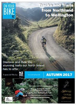 Trail cycling is exploding in popularity throughout New Zealand. - Bay of Plenty Times